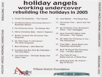 Holiday Angel's Volume 4